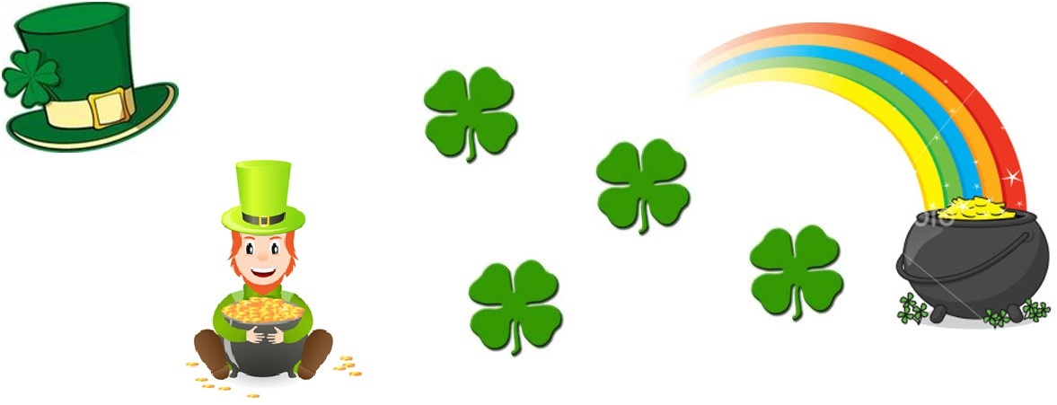 St. Patrick's Day Special: NO down, $30/month membership! Save $160 off of a regular membership.